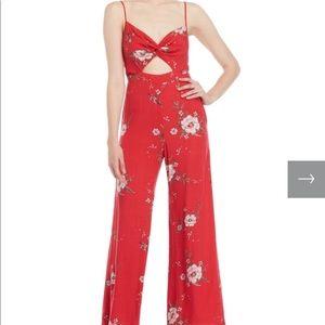 Lush jumpsuit size medium